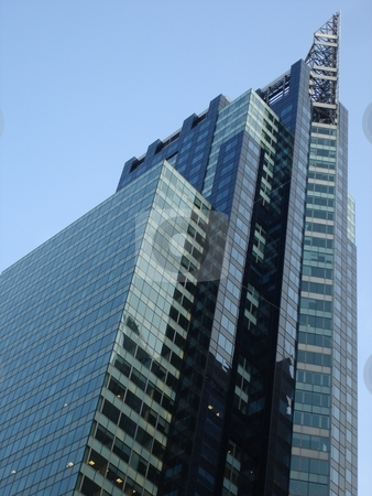 Skyscraper in New York City stock photo,  by Ritu Jethani