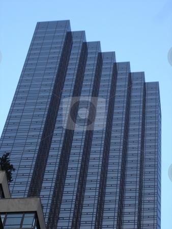 Skyscraper in Manhattan, New York stock photo,  by Ritu Jethani