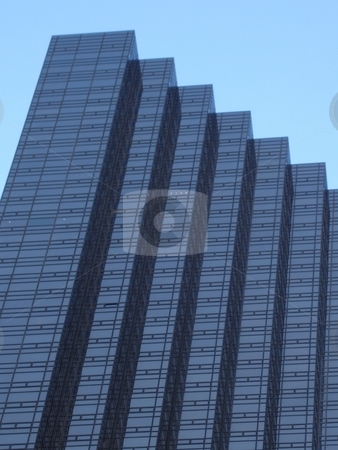 Skyscraper in Manhattan, New York stock photo,  by Ritu Jethani