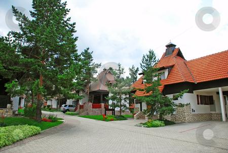 Cottage village