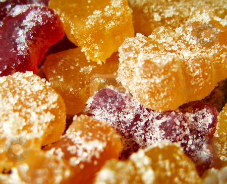 Candy stock photo, Close up of candy sweets by Andrew Chambers