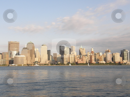 New York City Skyline stock photo,  by Ritu Jethani