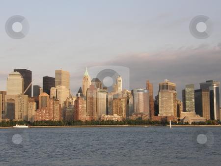 New York City Skyline stock photo,  by Ritu Jethani