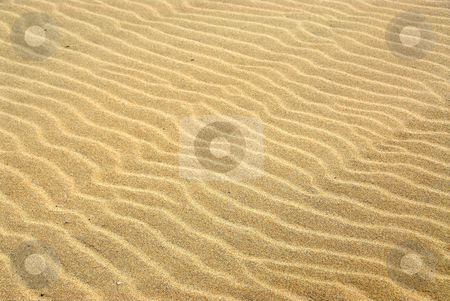Sand background stock photo, Abstract sand background by Elena Elisseeva