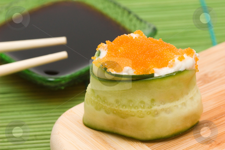 Japanese sushi stock photo,  by Andrey Butenko