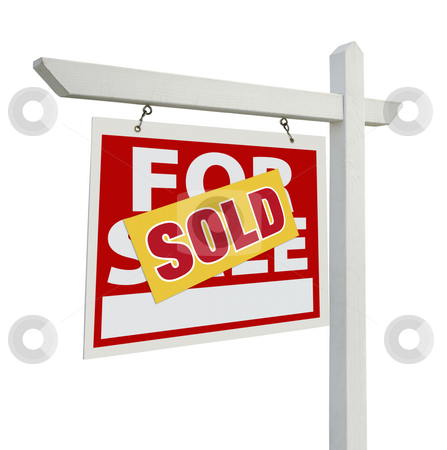 Home Sold Sign Image Sold Home For Sale Real Estate