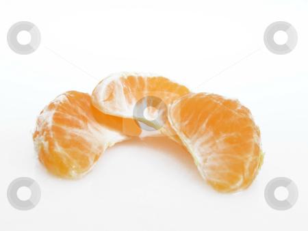Orange slices stock photo, Orange slices by John Teeter
