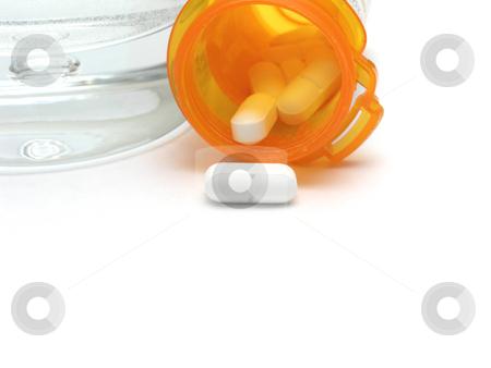 Pills stock photo, Pills by John Teeter