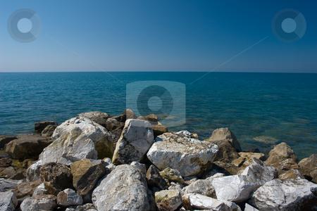 Cecina Mare, Toskana stock photo, Cecina Mare, Toskana by Wolfgang Heidasch