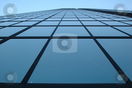 Vertical Lines stock photo,  by Richard Sheehan