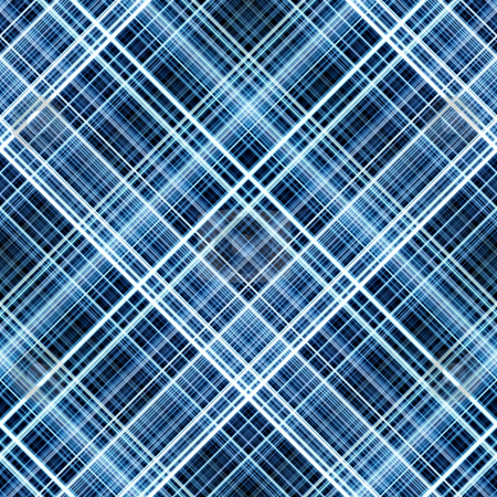 White and blue color diagonal lines abstract background. stock photo, White and blue color diagonal lines abstract background. by Stephen Rees
