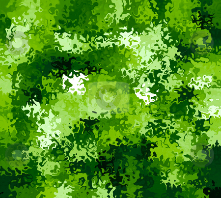 Green colors abstract paint effect pattern background. stock photo, Green colors abstract paint effect pattern background. by Stephen Rees