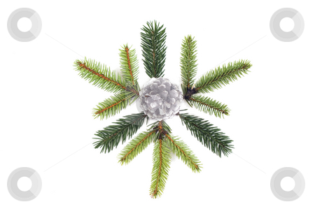 Christmas decoration stock photo, Christmas decoration by Marek Kosmal