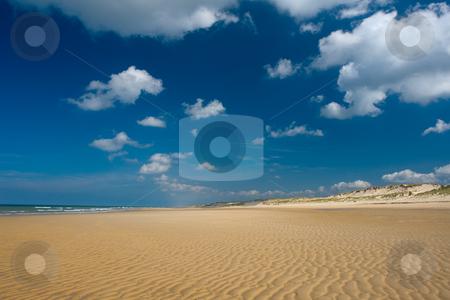 Am Atlatikstrand bei Lacanau Ocean, Frankreich stock photo, Lacanau ist eine im D?partement Gironde (Aquitanien) gelegene franz?sische Gemeinde, etwa 45 km nordwestlich von Bordeaux. (Quelle: Wikipedia) by Wolfgang Heidasch