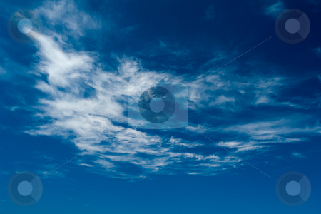 Wolken stock photo, Wolken by Wolfgang Heidasch