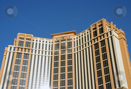 Palazzo Hotel stock photo, The Palazzo hotel and casino in Las Vegas by Kevin Tietz