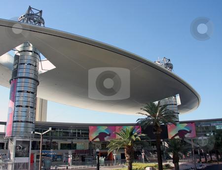 Las Vegas Fashion Mall stock photo, The entrance to the Las Vegas Fashion Mall by Kevin Tietz