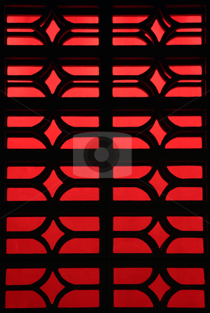 Abstract Texture stock photo, A red and black abstract texture or background by Kevin Tietz