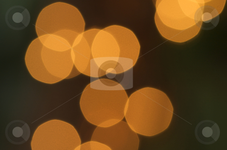 Blurry Decorative LIghts stock photo, Blurry Decorative LIghts Abstract Background by Andy Dean