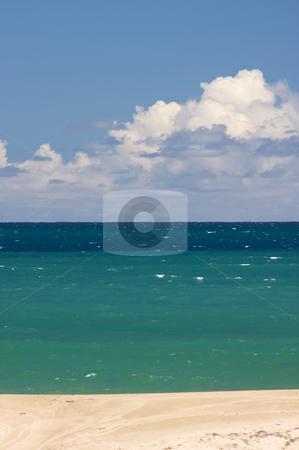 Tropical Shoreline stock photo, Tropical Shoreline on Kauai, Hawaii by Andy Dean