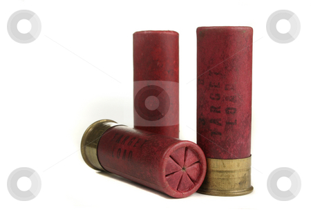 Royalty Free Photo of Vintage Paper Shotgun Shells | Stock picture ...