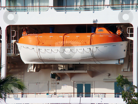 Safety Boats on Cruise Ships Cruise Ship Life Boat