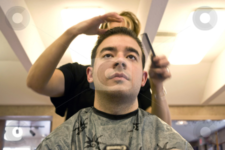 competition hairstyles : Come Over Haircut Men