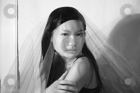 Asian girl stock photo,  by Sarka