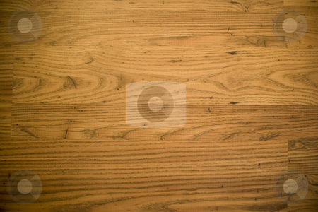 Woodgrain stock photo, A closeup of some laminate flooring - woodgrain texture. by Todd Arena