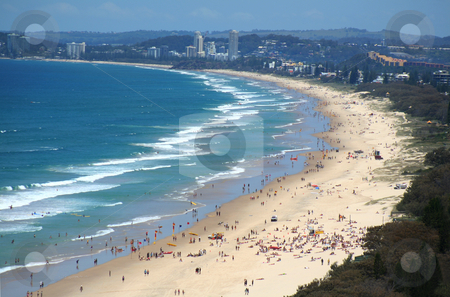 gold coast beaches australia. Paradise Beach Gold Coast