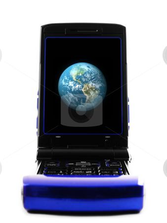 World Communications stock photo, World communication by John Teeter