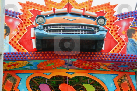 Decorative Car stock photo,  by Michael Felix