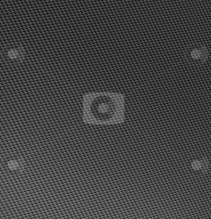 Tightly Woven Carbon Fiber stock photo, Tightly woven carbon fiber background. by Todd Arena