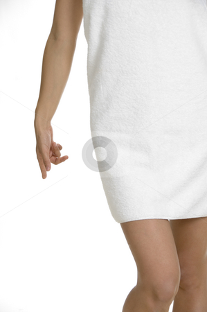 Half length of female body stock photo, Half length of female body by Imagery Majestic