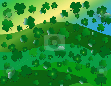 Saint Patricks Day stock photo, Celebration for Saint Patricks day by R Deron