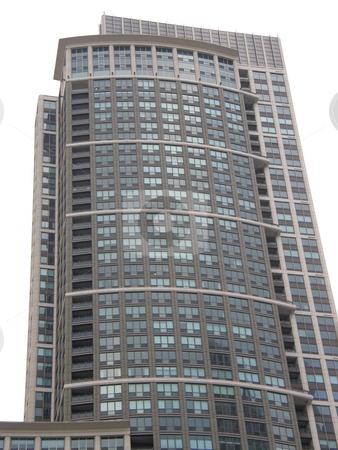 Skyscraper in Chicago stock photo, Skyscraper in Chicago, Illinois by Ritu Jethani