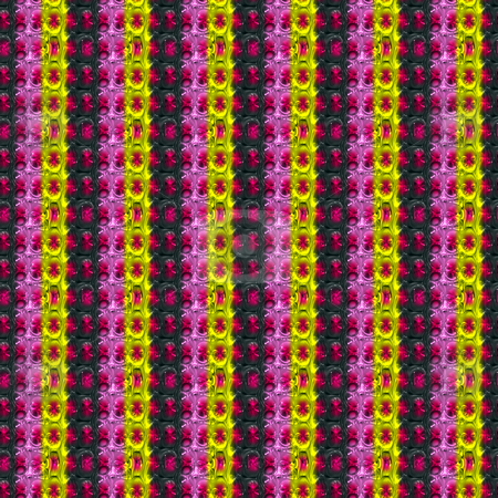 Woven vertical lines pattern stock photo, Seamless texture of glossy woven vertical lines by Wino Evertz