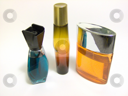Cologne Trio stock photo, These smell sweet by Todd Arena