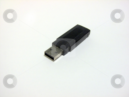 USB Flash/Thumb Drive stock photo, My pocket thumbdrive. by Todd Arena
