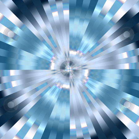Blue Vortex stock photo, A cool 3d background. by Todd Arena