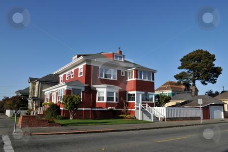 Victorian stock photo, Victorian home, Eureka, California by Harris Shiffman