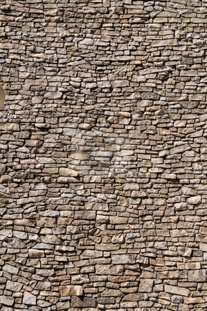 Wall stock photo, Stone slab wall by Harris Shiffman