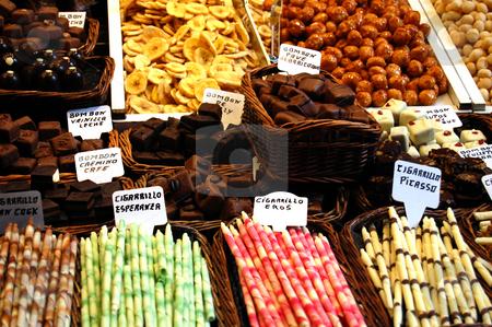 Colours of the marketplace stock photo,  by Simone Tibollo