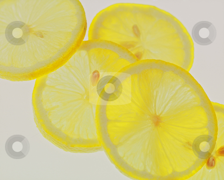 Lemon stock photo, Slices of Lemon, 2362x1893 Pixel, 12,8 MB, 300 dpi by Ute Wingenfeld