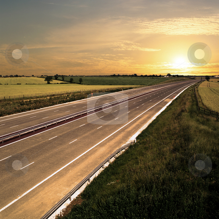 Road to Infinity stock photo,  by Paul Phillips