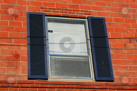 Building Window stock photo,  by Michael Felix