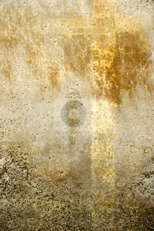 Eroded sea wall background 01 stock photo, Concrete wall eroded by the sea and elements by Paul Turner