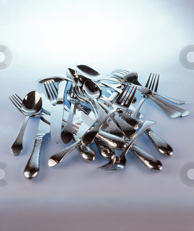 Cutlery stock photo, Art Image of Metal Cutlery, 543x4214 Pixel, 42,7 MB, 300 dpi by Ute Wingenfeld