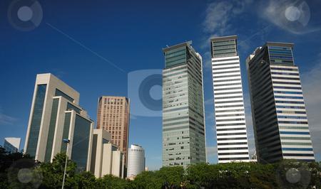 Kuala Lumpur Cityscape stock photo, Kuala Lumpur Cityscape when fine weather by Jaggat Images