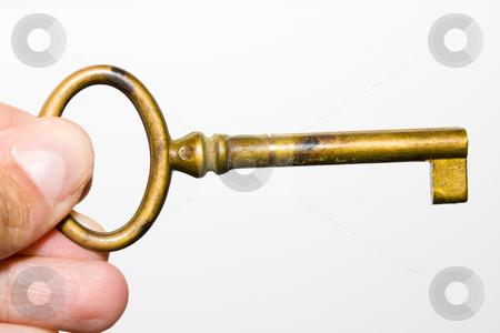 Lending the keys stock photo, Lending the keys by Luca Bertolli